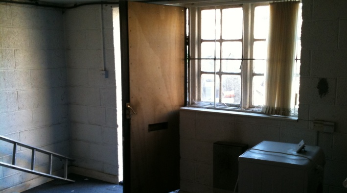 Conversion And Renovation From Workshop to 2 Bed Home Otley Before - 15